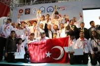 ARNAVUTLUK - Milli Güreşçiler, Balkan Şampiyonası'nda Tarih Yazdı
