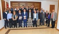 SANAYİ SİTESİ - Murzioğlu'ndan YİSAD Üyelerine Yatırım Çağrısı