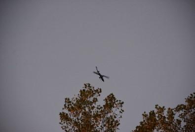 Jetler Tunceli'de 6 hedefi imha etti