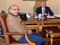OSMAN GAZİ KÖPRÜSÜ - Oral'dan Vali Karaloğlu'na Ziyaret