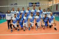 KOÇAK - Palandöken Belediyespor Voleybol Takımı Sezona Galibiyetle Başladı