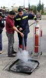 SİVİL SAVUNMA - Personele Yangın Eğitimi