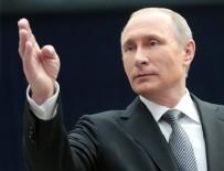 VLADIMIR PUTIN - Putin'den Musul operasyonu açıklaması