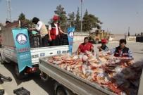 GIDA YARDIMI - Şahinbey Belediyesinin Yardım Eli Sınır Ötesinde