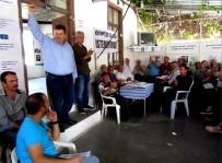 2008 YıLı - Slow Food Köyü Germiyan, Taş Ocaklarına Direniyor