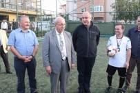 ŞAFAK BAŞA - TESKİ Halı Saha Futbol Turnuvası Başladı