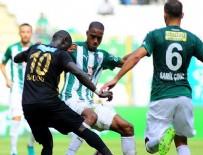 PABLO MARTİN BATALLA - Timsah Arena'da puanlar paylaşıldı