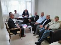 TÜRKİYE EMEKLİLER DERNEĞİ - Türkiye Emekliler Derneği Adıyaman Şubesi Kuruldu