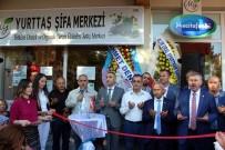 SELÇUK ÖZDAĞ - Yurttaş Şifa Merkezi Salihli'de Açıldı