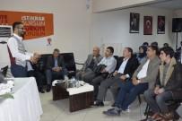 HELIKOPTER - 15 Temmuz Gazisi Siyaset Akademisinde Ağlattı