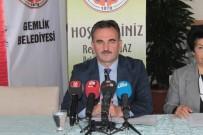 GÜRCISTAN - 2. Gemlik Zeytin Festivali Başlıyor