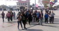 HÜKÜMET KONAĞI - Adanalı Şehit Ve Gazi Aileleri Bandırma'da