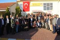FEHMİ KÜPÇÜ - AK Parti Teşkilatı Mengen'e Çıkartma Yaptı