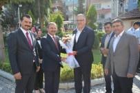 REYHANLI - AK Parti Yerel Yönetimler Başkan Yardımcısı Abdülkadir Yüksel Açıklaması