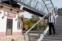 SEMT PAZARI - Aksaray'da E-90 Karayolundaki Üst Geçitlere Asansör Yapılacak