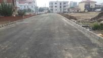 GÖKHAN KARAÇOBAN - Alaşehir'in İstasyon Mahallesi'nde Çalışmalar Devam Ediyor
