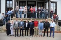 TÜRKLER - Almanya'da Yaşayan Türk Çocuklar Çorum'u Tanıdı