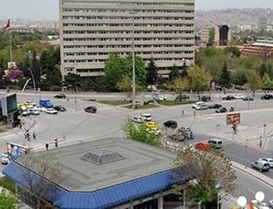Ankara'da toplantı ve gösteri yasağı