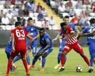DANILO - Antalya'da İlk Yarı Gol Yok