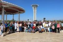 UMUTLU - Antalya Yetimlerine Sahip Çıkıyor