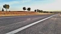 ŞEHİR İÇİ - Aslanapa İlçe Merkezine 5 Kilometrelik Sıcak Asfalt