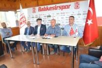 MİLLİ PİYANGO İDARESİ - Balıkesirspor 50. Yıl İçin Kitap Bastı