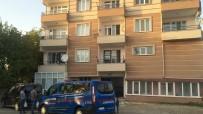 YAZıKONAK - Balkon Korkulukları Koptu Açıklaması 1 Ölü, 1 Yaralı