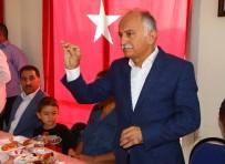 KARABAĞ - Başkan Karabağ Açıklaması 'Bu Topraklara PKK'nın Girmesi Mümkün Değil'