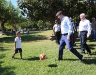 MENDERES TÜREL - Başkan Türel Açıklaması '106 Bin Vatandaşa Spor Hizmeti Verdik'