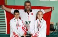 SIRBİSTAN - Bergamalı Milli Sporcular Balkan Şampiyonu