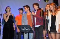 AÇIK ARTTIRMA - Bodrum Masalı Dizi Oyuncularından Muhteşem Konser