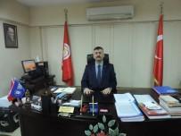 İTFAİYE ERİ - Bursa İtfaiyesinde Bayrak Değişimi