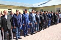 ANMA ETKİNLİĞİ - Çemişgezek Cemevi'nde Aşure Günü Ve Hz. Hüseyin'i Anma Etkinlikleri