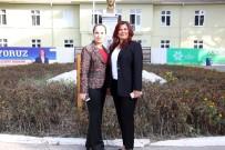 CANKURTARAN - CHP Genel Başkan Yardımcısı Cankurtaran, Başkan Çerçioğlu İle Bir Araya Geldi