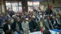 GRUP BAŞKANVEKİLİ - CHP'li Özgür Özel Foça'da Sohbet Toplantısına Katıldı