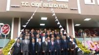 MESUT YıLDıRıM - Cide Belediyesi, Yeni Hizmet Binasına Kavuştu