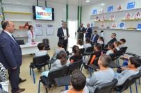 TRAFİK EĞİTİM PARKI - Çocuk Trafik Eğitim Parkı Eğitimlerine Başladı