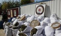 DİYARBAKIR EMNİYET MÜDÜRLÜĞÜ - Diyarbakır'da Zehir Tacirlerine Büyük Bir Darbe Daha