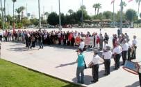 ASKERİ KIYAFET - Dünya Astsubaylar Günü Mersin'de Kutlandı