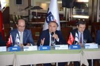RÜZGAR TÜRBİNİ - ENSİA Açıklaması 'İzmir'i Yenilenebilir Enerji Merkezi Haline Getirmeliyiz'