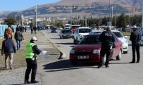 KAZIM KARABEKİR - Erzurum Emniyetinden Gazetecilere Keyfi Uygulama
