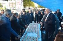 KERBELA - Fatsa'da Alevi Derneği Aşure Dağıttı