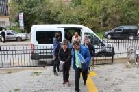 SİLAHLI TERÖR ÖRGÜTÜ - FETÖ'den Gözaltına Alınan 7 Kişi Adliyeye Sevk Edildi