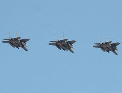 Fırat Kalkanı Harekâtı'nda DEAŞ'a ait 4 hedef imha edildi