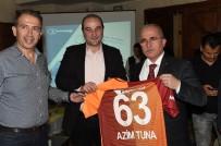 ŞANLIURFA VALİSİ - Galatasaraylı İşadamlarından Şanlıurfa Çıkarması