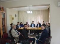 TÜRKIYE YAZARLAR BIRLIĞI - Genç Türkiye Yazarlar Birliği Kuruldu