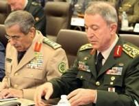 WASHINGTON - Genelkurmay başkanları ABD'de toplandı