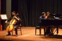 ANKARA ÜNIVERSITESI - Güzel Sanatlar Enstitüsü'nden 'Viyolonsel Ve Piyano Resitali'