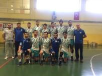 VOLEYBOL TAKIMI - Haliliye Belediyespor Voleybol Takımı Lige Galibiyetle Başladı