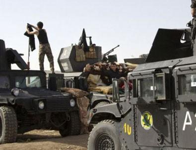 Irak Ordusu'na saldırı! 70 asker öldü